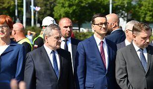 Gdańsk. Premier Morawiecki zignorował prezydent Dulkiewicz. Chciała go zaprosić do rozmowy przy okrągłym stole
