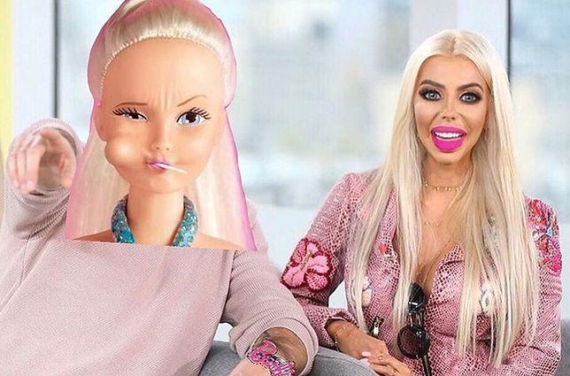 Polska żywa Barbie.