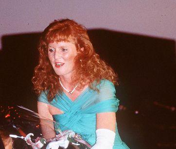 Sarah Ferguson chciała mieć bulimię. Wszystko po to, aby wyglądać szczupło jak Diana