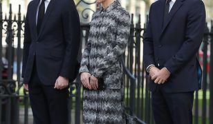 Kate i William składają hołd ofiarom ataku terrorystycznego w Londynie