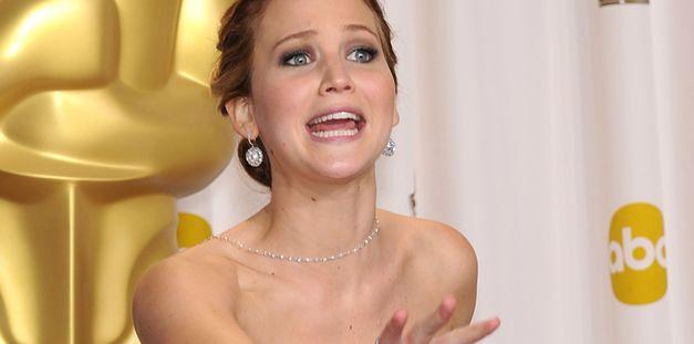 Jennifer Lawrence: Kiedy noszę wysokie szpilki, czuję się jak ogr!