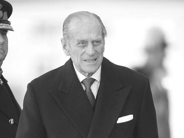 Książę Filip w latach 70. odwiedził Polskę