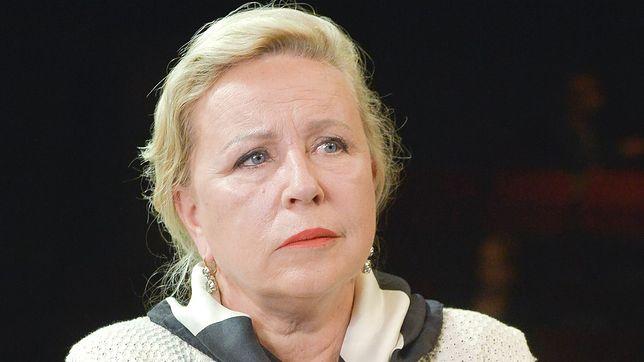 Krystyna Janda straciła dwóch przyjaciół w ostatnich kilku dniach.