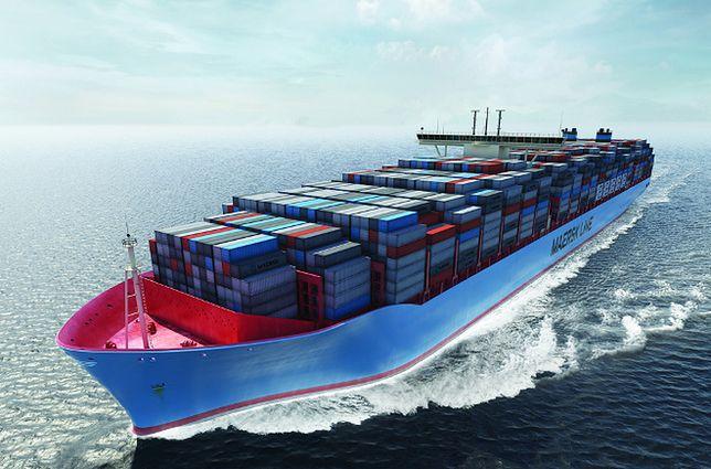 Największy statek świata trafi do Polski! Maersk Triple-E