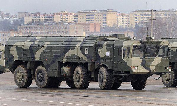 Rosyjski Iskander