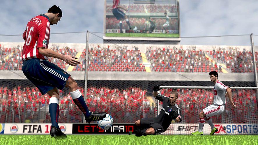 Trailer i galeria: FIFA 10