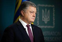 Ukraina. Petro Poroszenko z koronawirusem. Pogorszył się stan jego zdrowia