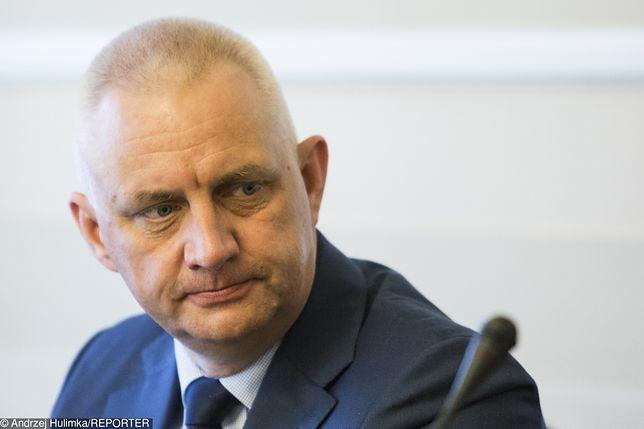 Marek Lisiński, prezes fundacji Nie lękajcie się, odchodzi. Miał wyłudzić pieniądze od ofiary księdza pedofila