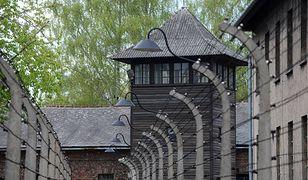 Były nazistowski obóz koncentracyjny KL Auschwitz