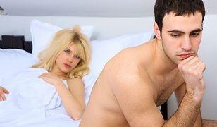 Leki mogą zaburzać erekcję