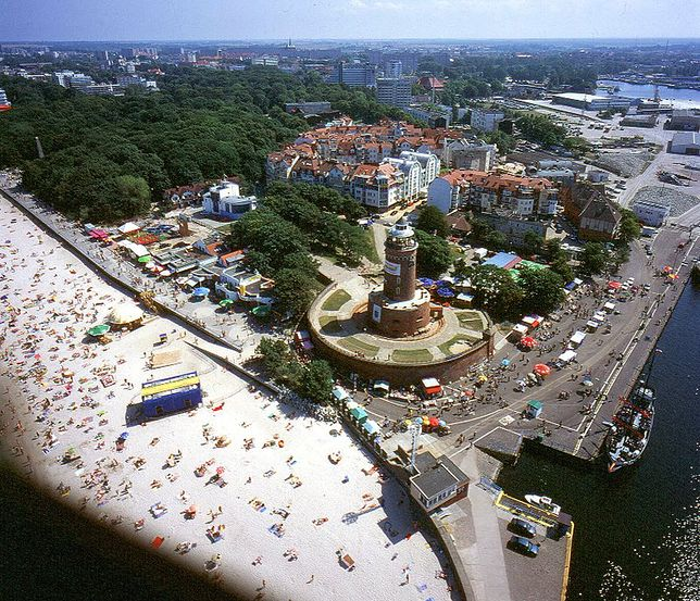 kolobrzeg - seaside resort