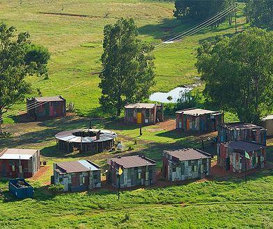 RPA - pięciogwiazdkowy hotel-slums