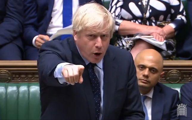 Boris Johnson poniósł klęskę w Izbie Gmin w kwestii brexitu