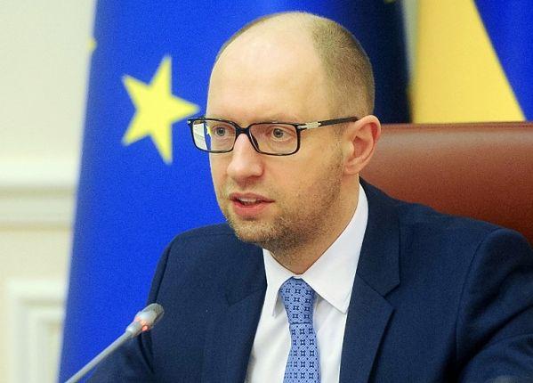 Premier Ukrainy apeluje: potrzebne pieniądze na budowę muru na granicy z Rosją