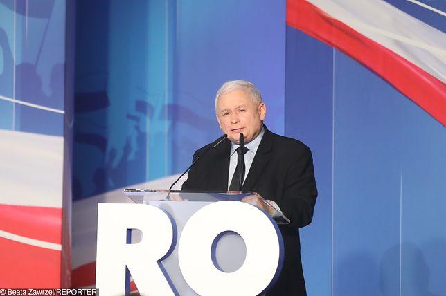 Konwencja PiS w Zielonej Górze. Jarosław Kaczyński spotka się z wyborcami