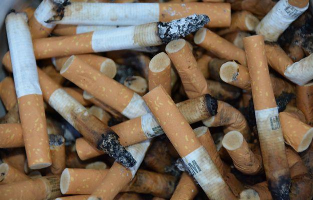 Polacy palą coraz mniej papierosów