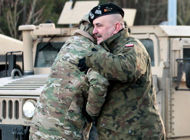 Dowódca 3 Pancernej Brygadowej Grupy Bojowej i dowódca 11 Lubuskiej Dywizji Kawalerii Pancernej z Żagania