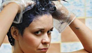 Jakie są skutki uboczne farbowania włosów? Opuchlizna, łysienie, a nawet śmierć!