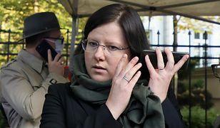 Kaja Godek opuściła swoje mieszkanie. Obawiała się fali agresji
