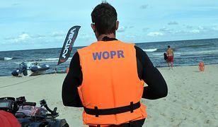 Tragedia nad Bałtykiem. 55-latek utonął w Łebie