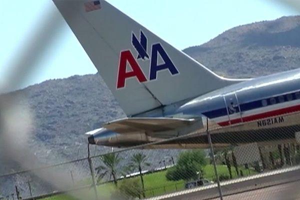 Alarm bombowy, samolot musiał lądować awaryjnie w Phoenix