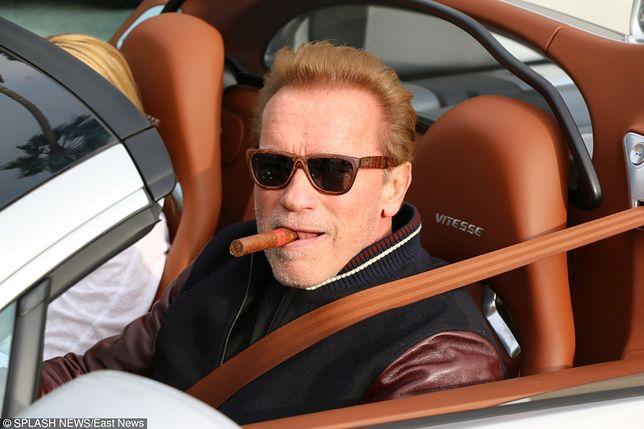 Arnold Schwarzenegger po raz pierwszy w Polsce!