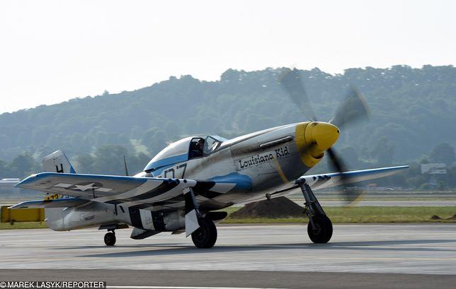 Unikat trafił na sprzedaż. P-51D Mustang w stanie nienaruszonym