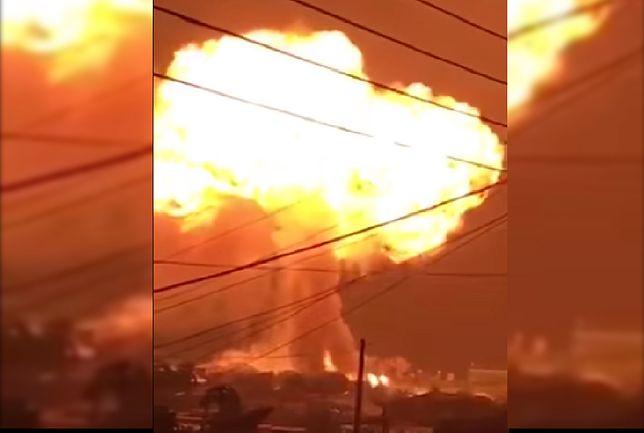 Katastrofa nuklearna w Rosji. Izotopy nad Morzem Białym