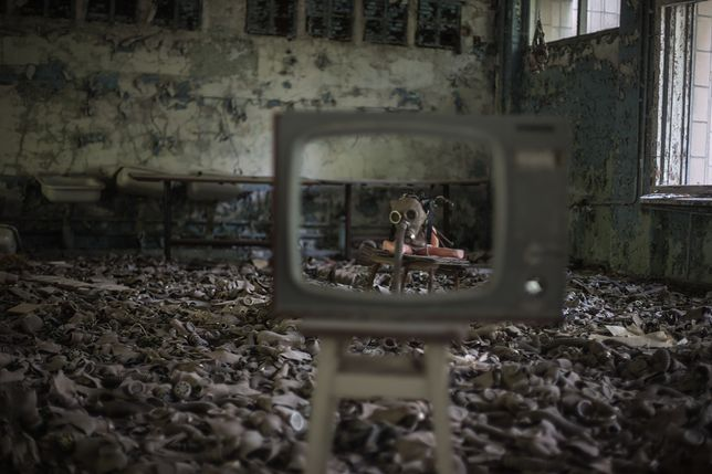 Pleśń z Czarnobyla. Może ochronić zdrowie ludzi