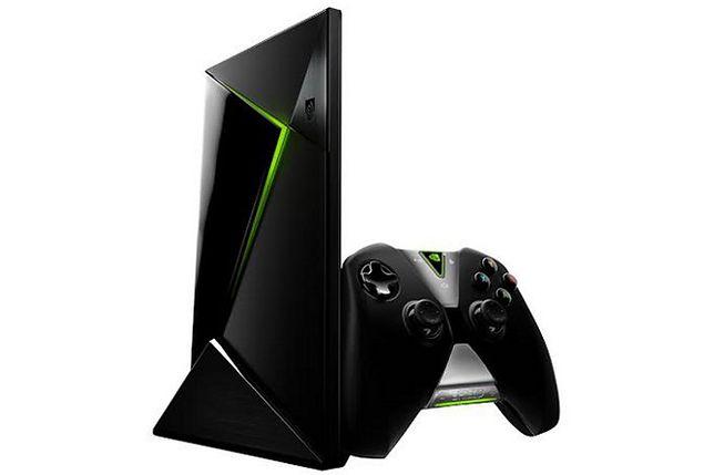 Nvidia wprowadza na rynek stacjonarną konsolę do gier