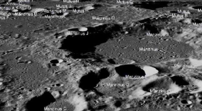 Indie. NASA bada nowe informacje o zaginionym na Księżycu lądowniku Chandrayaan-2