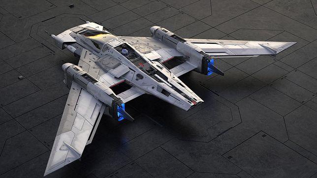 Porsche stworzyło statek kosmiczny. Będzie można go wypróbować na premierze Gwiezdne wojny: Skywalker. Odrodzenie