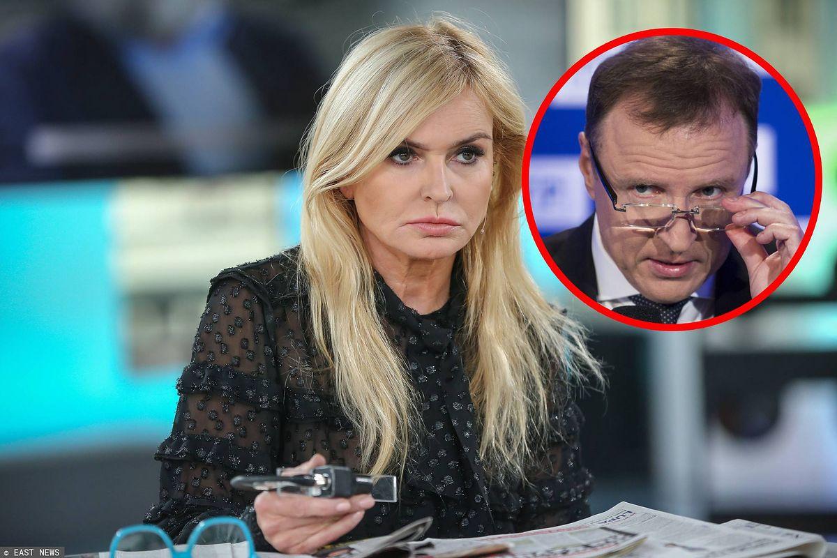 """Monika Olejnik kpi z Kurskiego. """"Zostanie w nagrodę premierem?"""""""