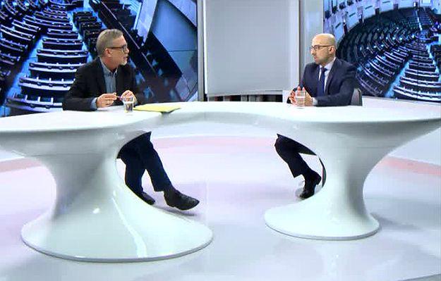 """Ujazdowski poza kierownictwem PiS. Łapiński w """"WP rozmowie"""" tłumaczy powody decyzji partii"""