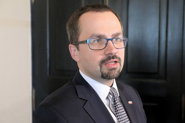 To już oficjalne. Marcin Horała kandydatem PiS na prezydenta Gdyni