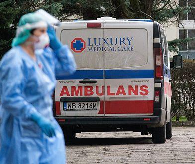 Koronawirus w Warszawie. Służby walczą z pandemią