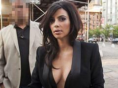 Kim Kardashian przechodzi na dietę