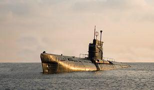 Zaginął okręt podwodny z załogą. Poszukiwania na ogromną skalę