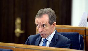 Prof. Tomasz Grodzki nowym marszałkiem Senatu? Jest kandydatem opozycji.