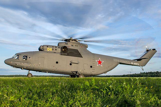 Największy i najsilniejszy: Mi-26