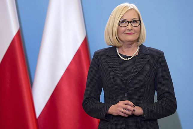 Joanna Kopcińska, rzecznik rządu