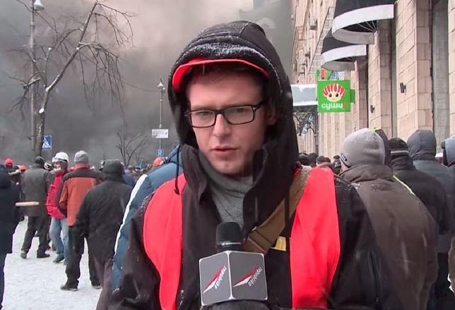Dziennikarz Polsatu obraża kobiety