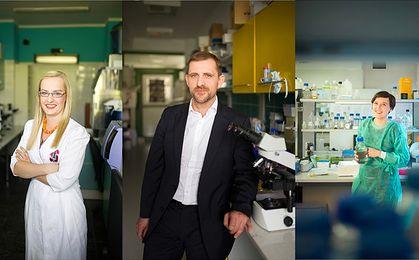 Polscy naukowcy wyprzedzający swój czas