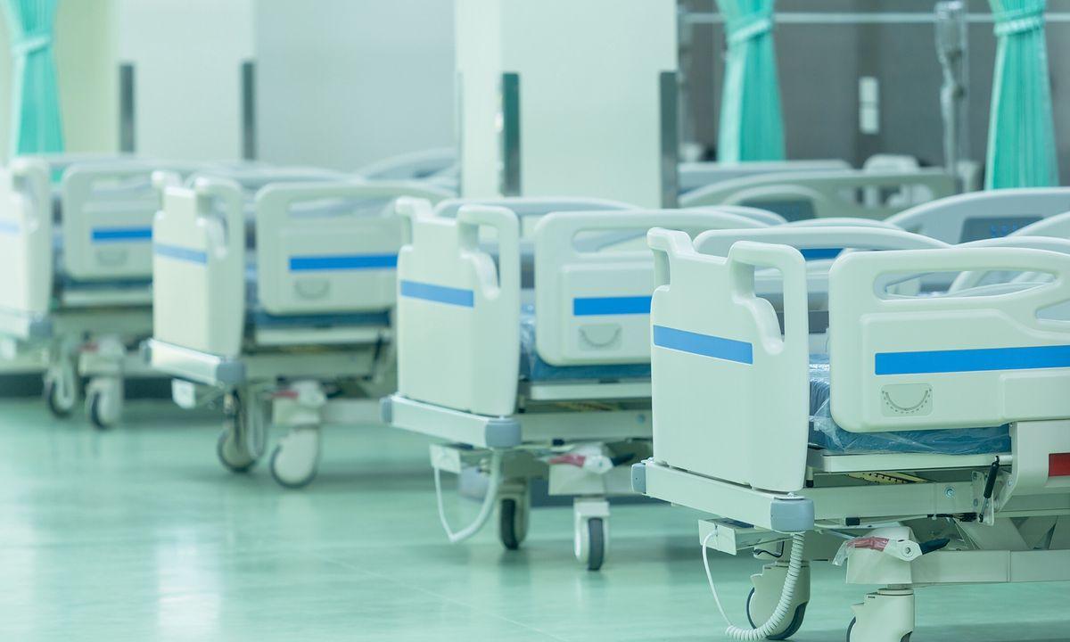 Puste szpitale. A to przez to, że pacjenci nie mogą się z nimi skontaktować (zdj. ilustracyjne).