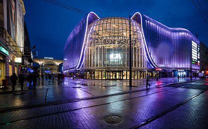 Nowe centra handlowe będą mniejsze i będą powstawać głównie w mniejszych miastach