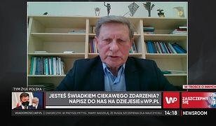 Leszek Balczerowicz o przyszłości PiS: Jarosław Kaczyński ma w PiS władzę dyktatorską