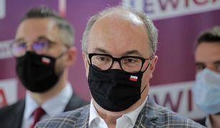 Lider Lewicy Włodzimierz Czarzasty