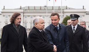 Jakie są relacje prezesa PiS i prezydenta?