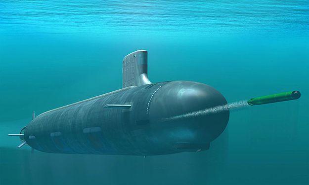 Najnowocześniejszy amerykański okręt podwodny - zwodowany