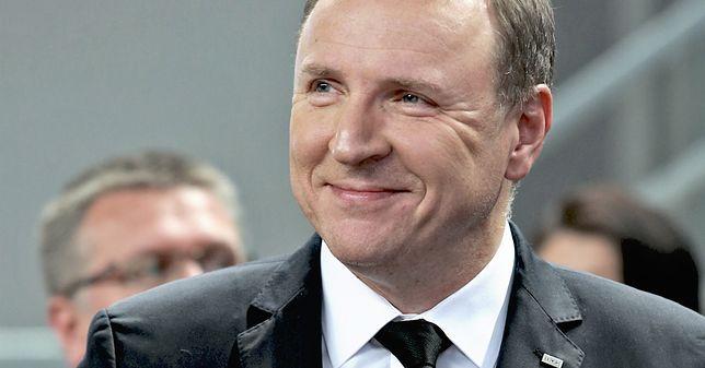 """Jacek Kurski: """"TVP Info jest zdecydowanym liderem oglądalności i bije na głowę TVN24"""""""